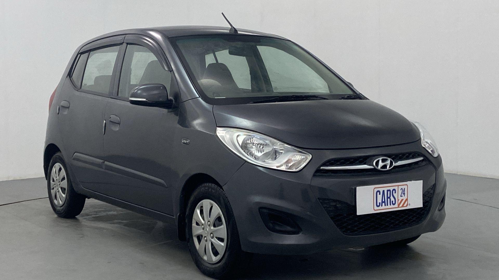 2010 Hyundai i10 SPORTZ 1.2 KAPPA2