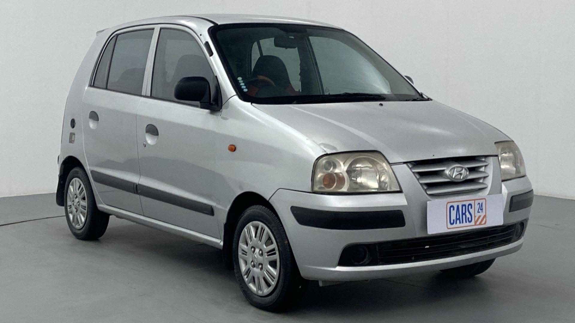 2012 Hyundai Santro Xing GLS LPG