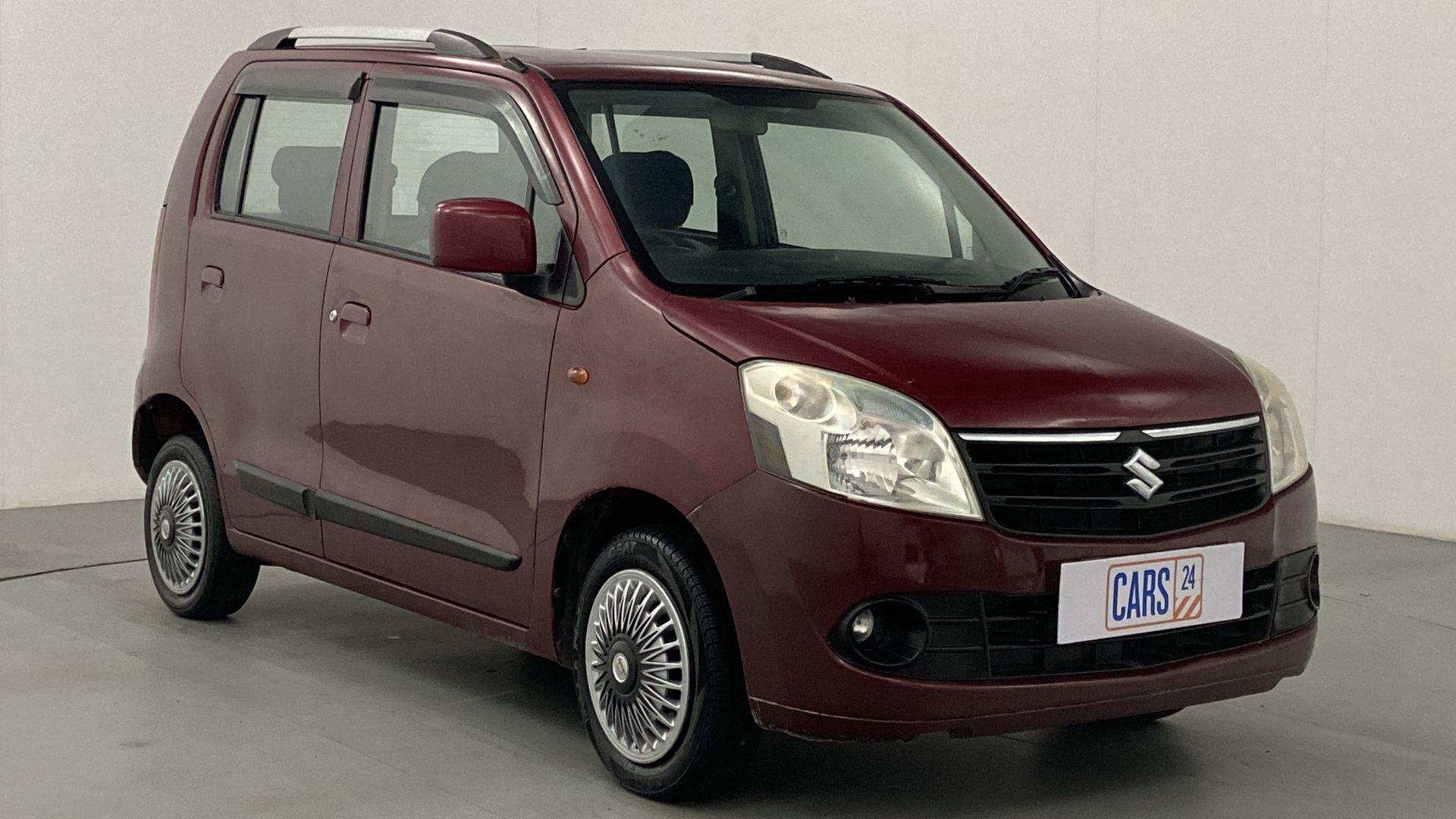 2012 Maruti Wagon R 1.0 VXI