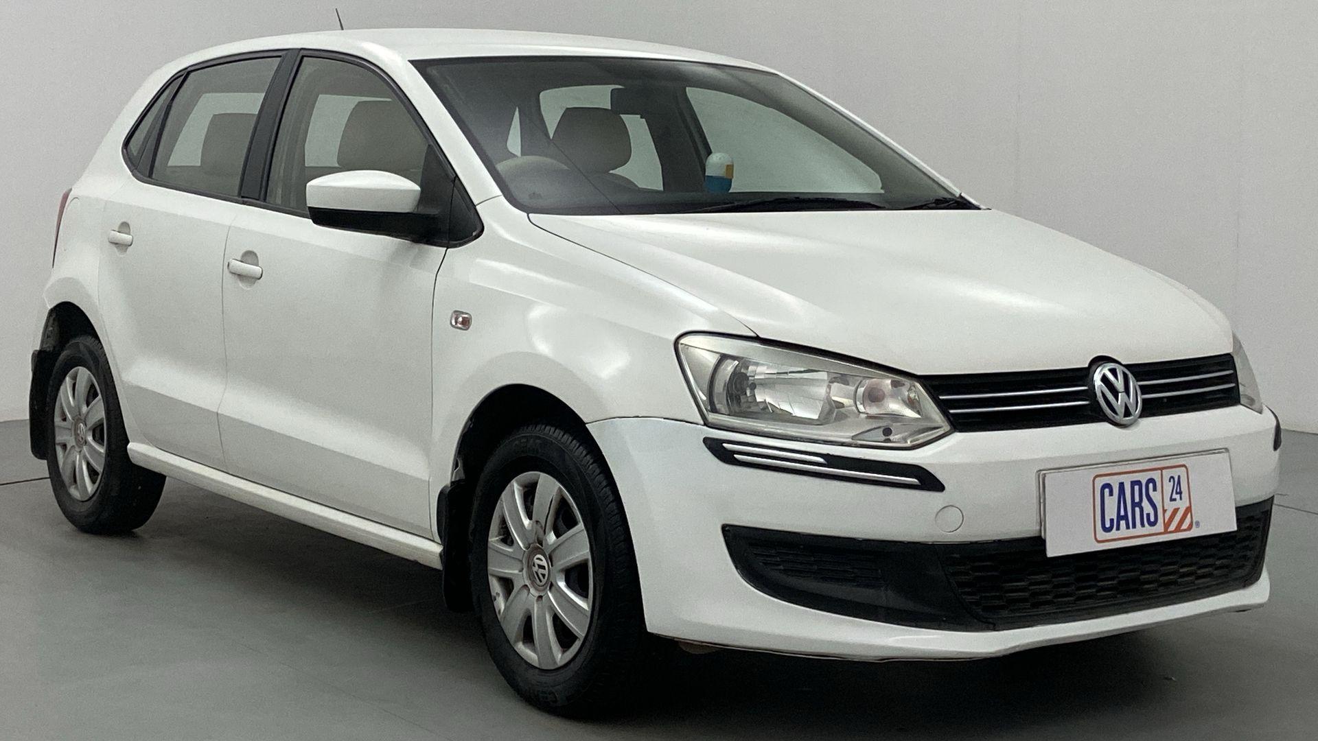 2010 Volkswagen Polo TRENDLINE 1.2L PETROL