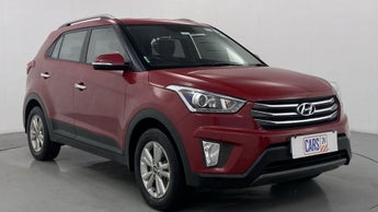 2017 Hyundai Creta 1.6 SX PLUS PETROL