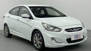 2012 Hyundai Verna FLUIDIC 1.6 CRDI SX OPT AT