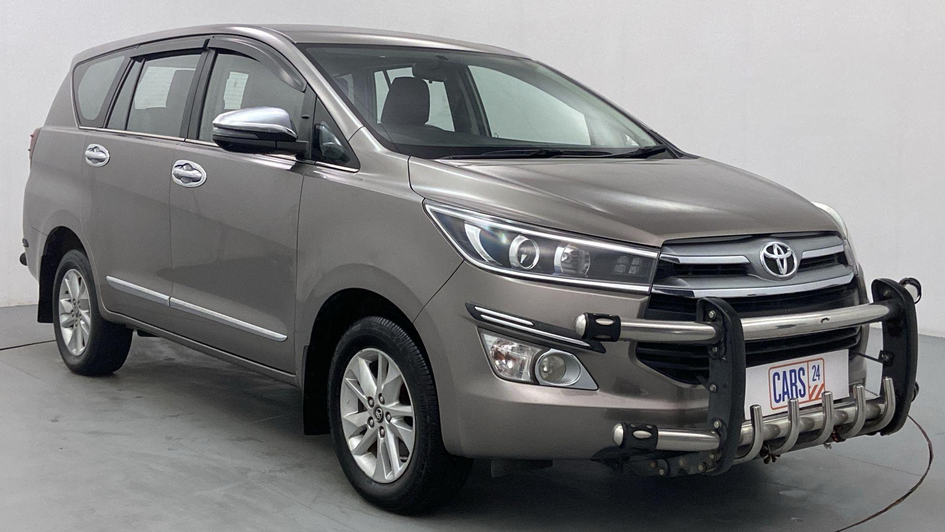 2018 Toyota Innova Crysta 2.4 VX 8 STR