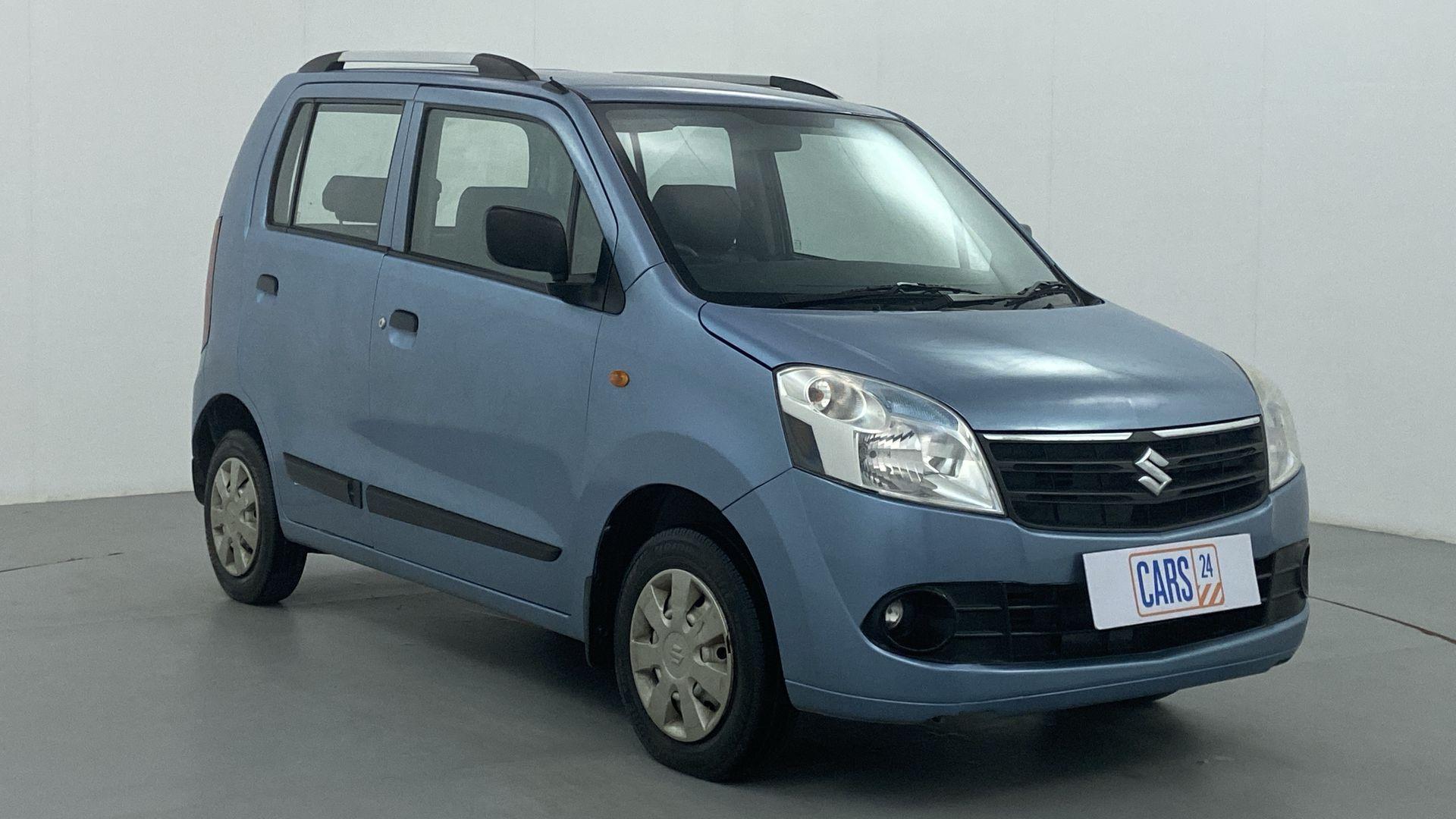2012 Maruti Wagon R 1.0 LXI CNG
