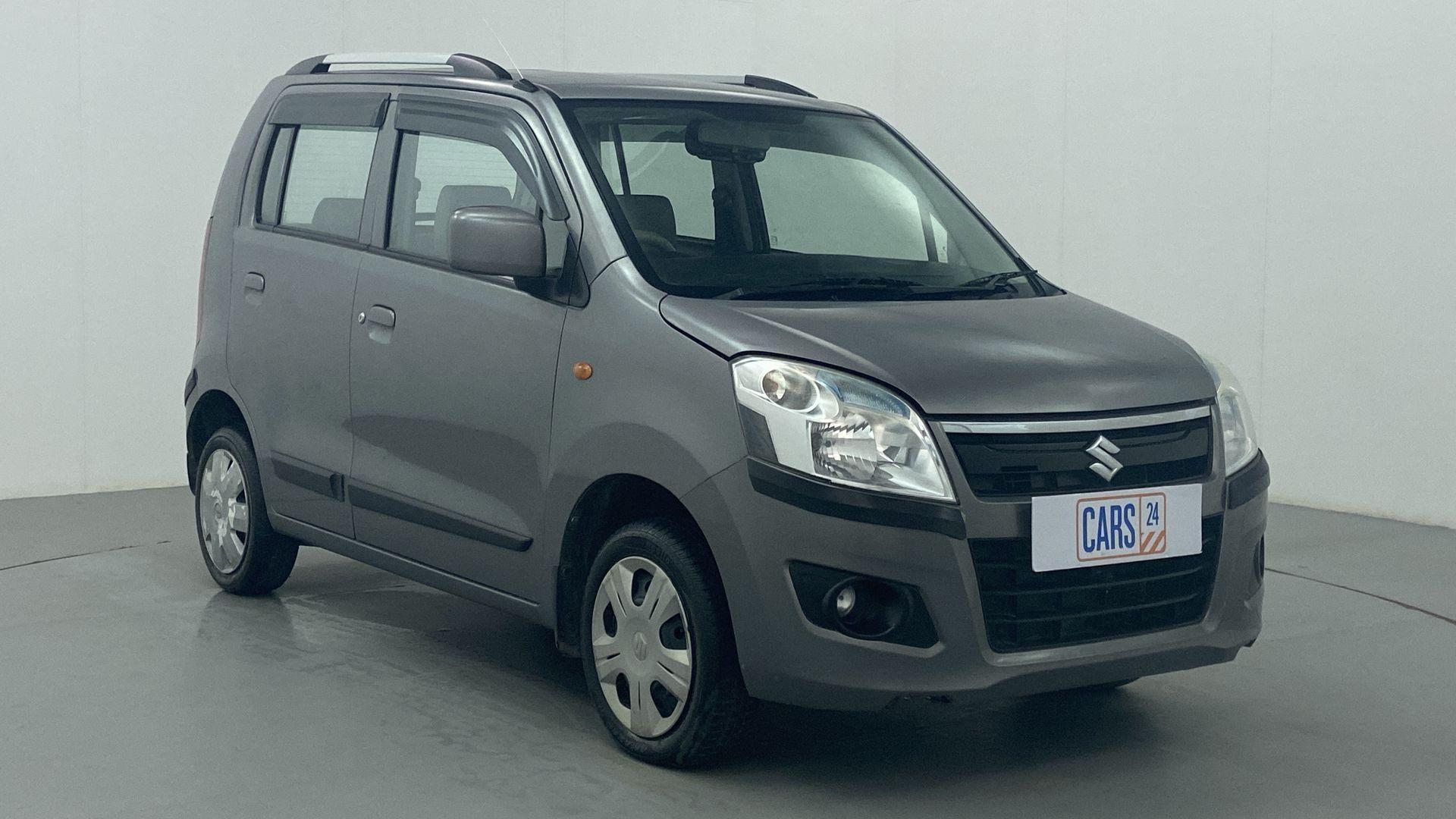 2015 Maruti Wagon R 1.0 VXI