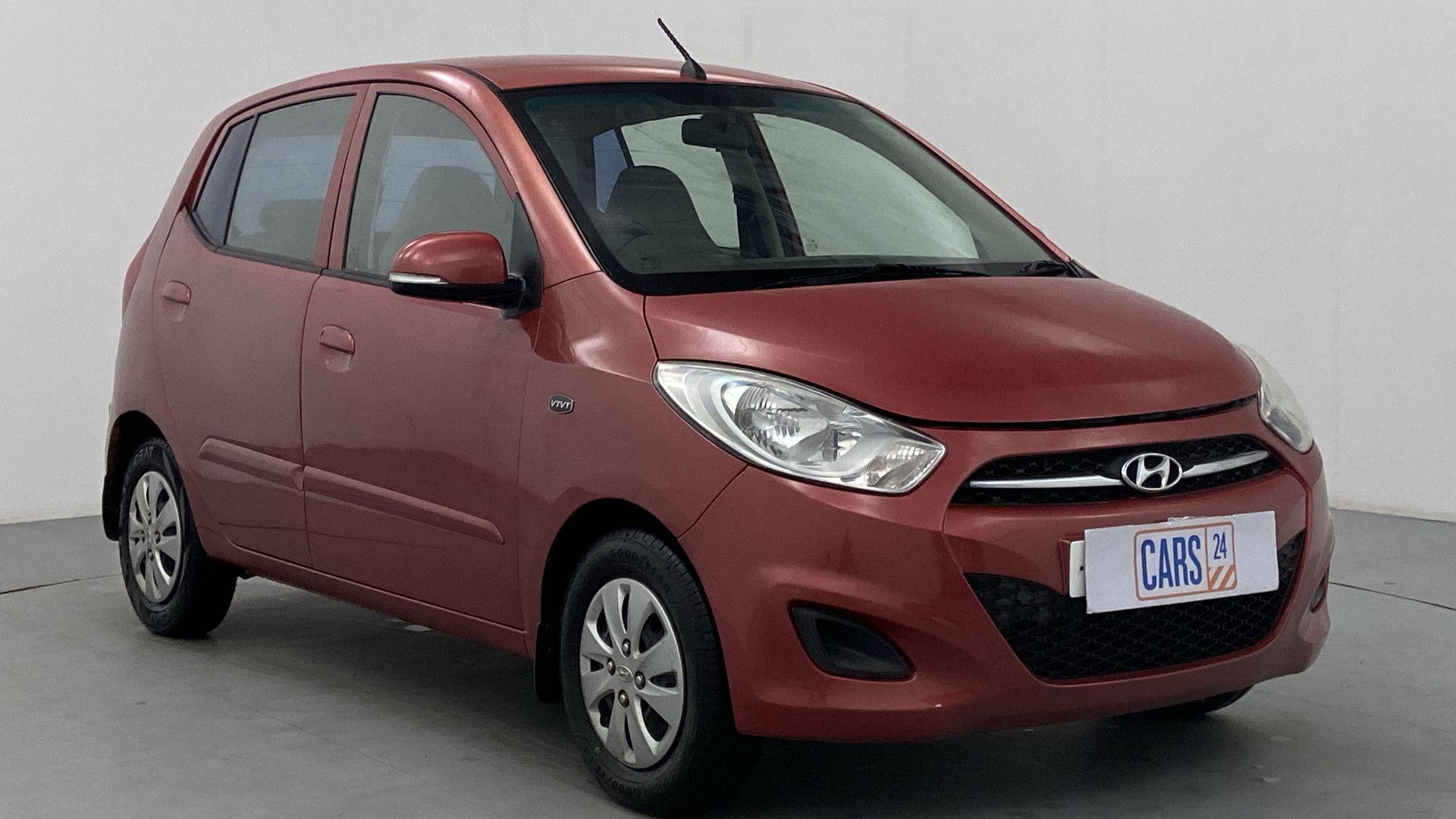 2011 Hyundai i10 SPORTZ 1.2 KAPPA2