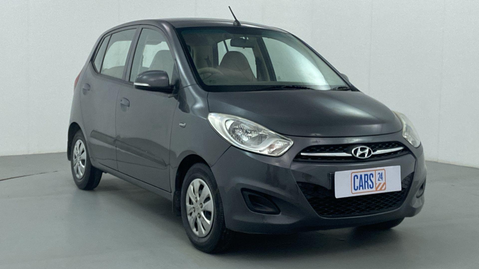 2011 Hyundai i10 MAGNA 1.2 KAPPA2