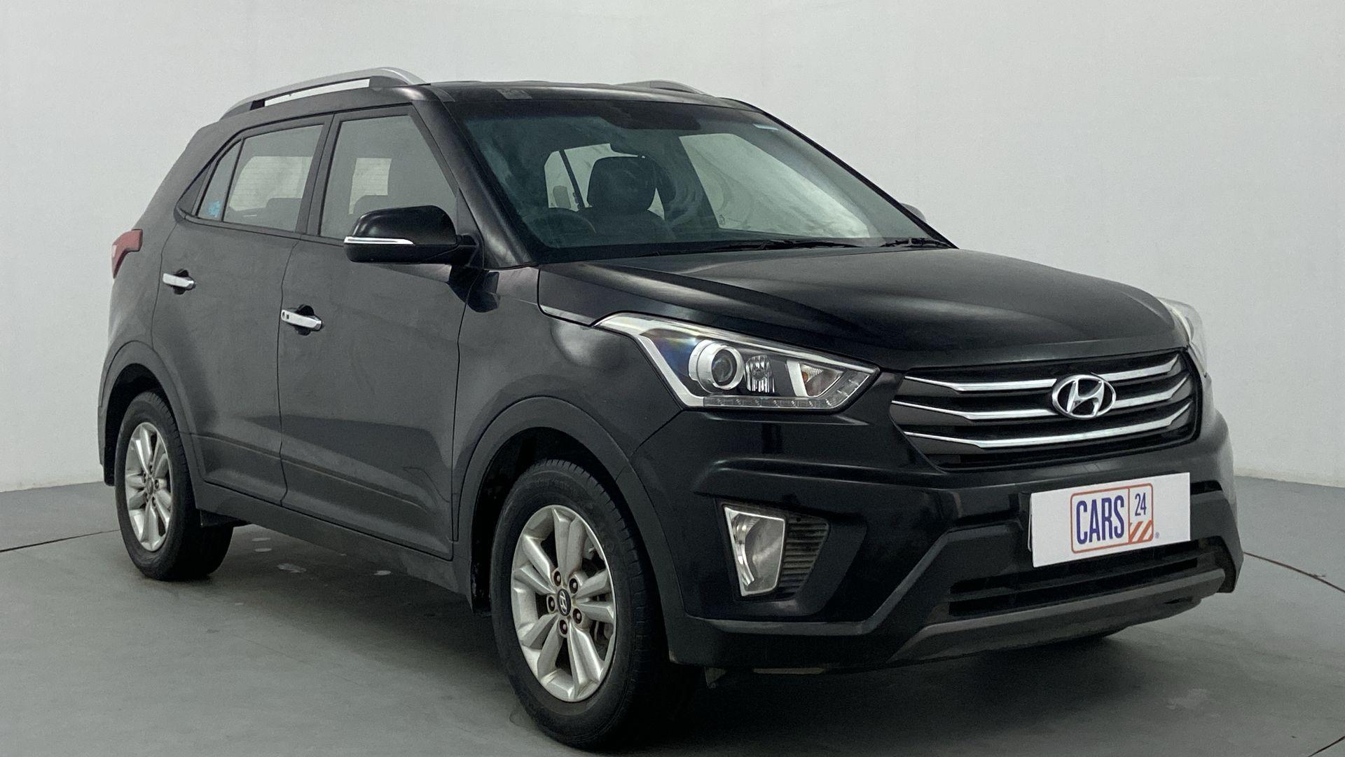 2015 Hyundai Creta 1.6 CRDI SX PLUS AUTO