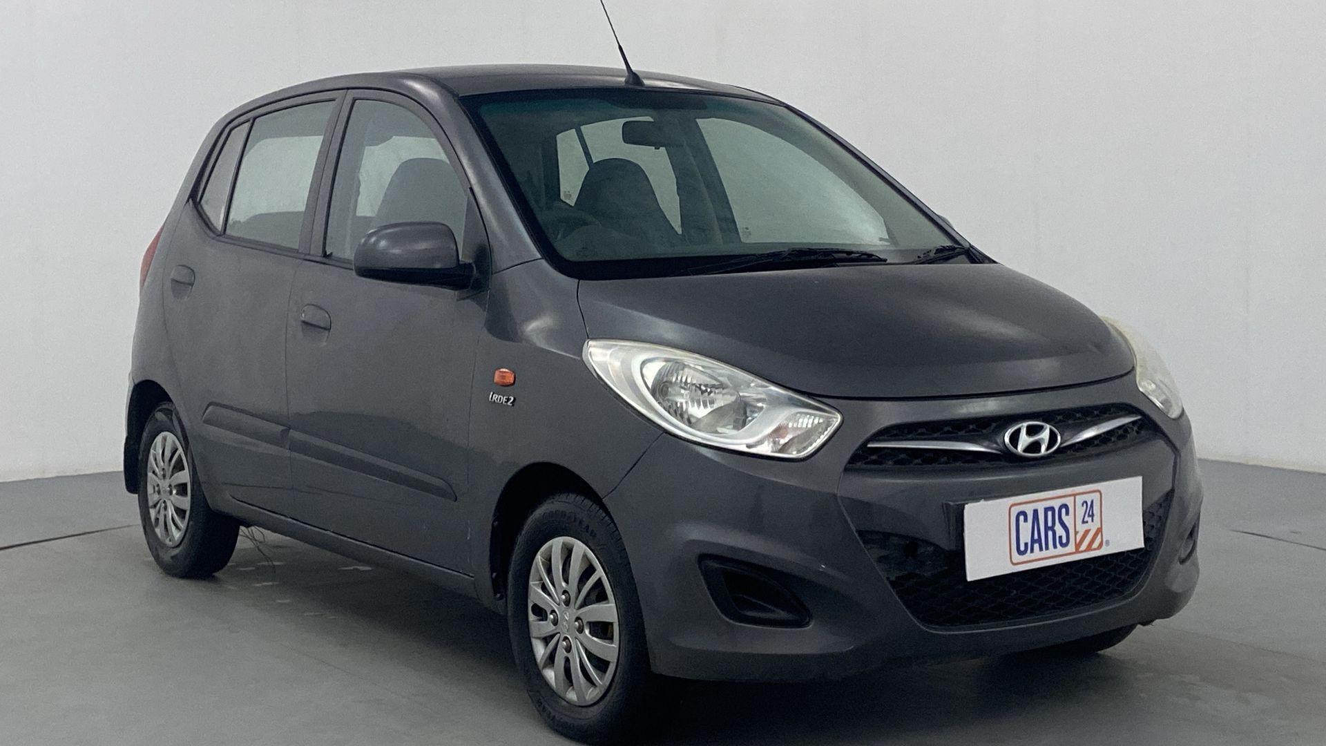 2013 Hyundai i10 MAGNA 1.1 LPG