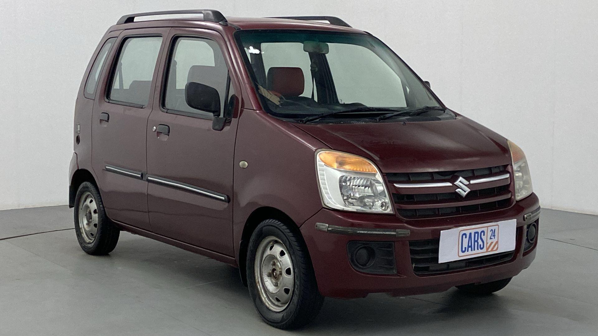 2010 Maruti Wagon R Duo LXI LPG