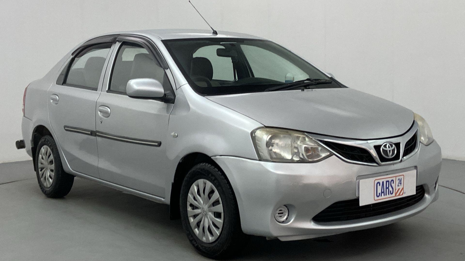 2017 Toyota Etios GD