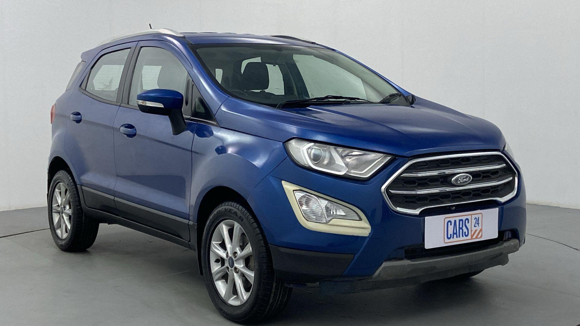 2018 Ford Ecosport 1.5 TREND+ TDCI