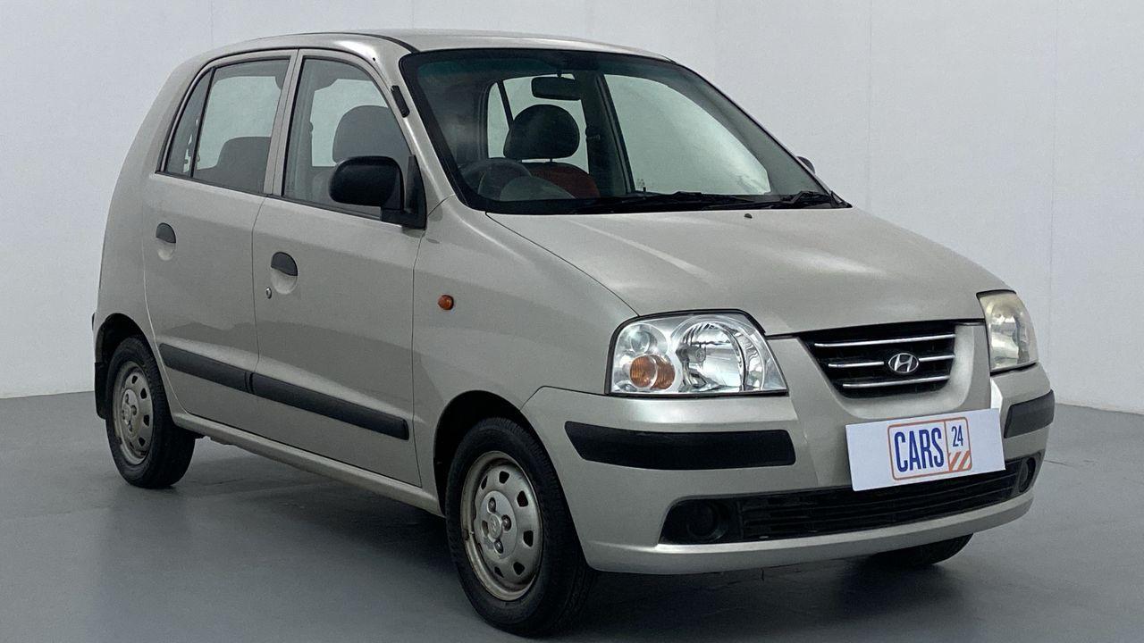 2009 Hyundai Santro Xing GLS