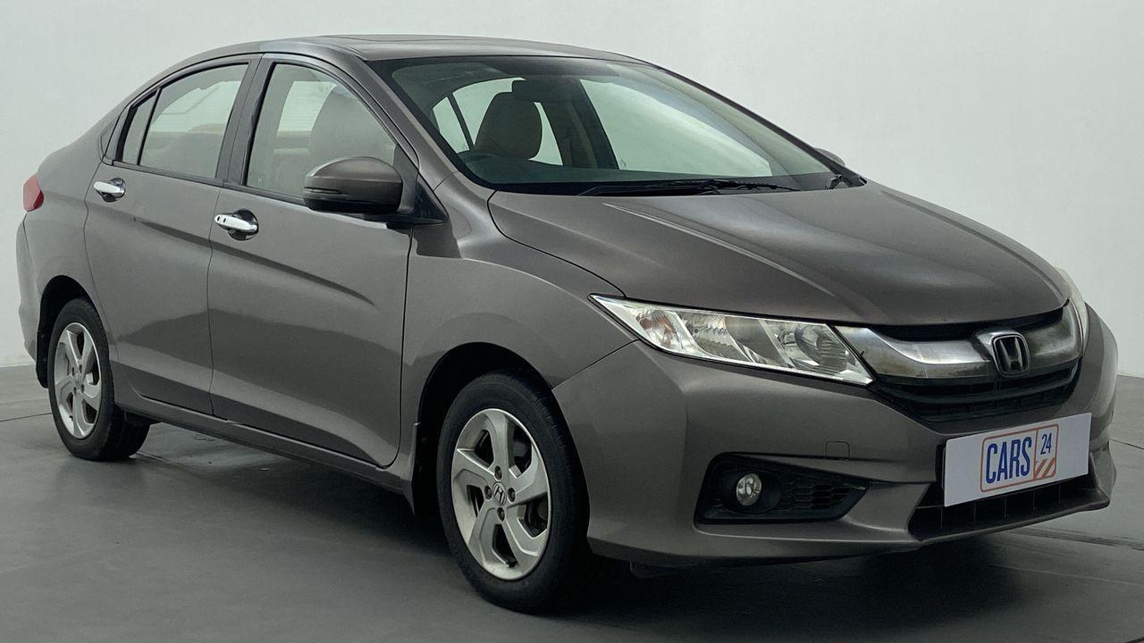 2015 Honda City VX (O) PETROL