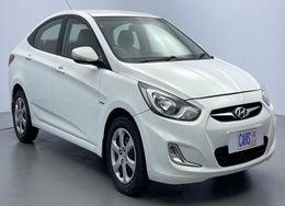 2013 Hyundai Verna FLUIDIC 1.4 VTVT
