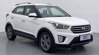 2018 Hyundai Creta 1.6 CRDI SX PLUS AUTO
