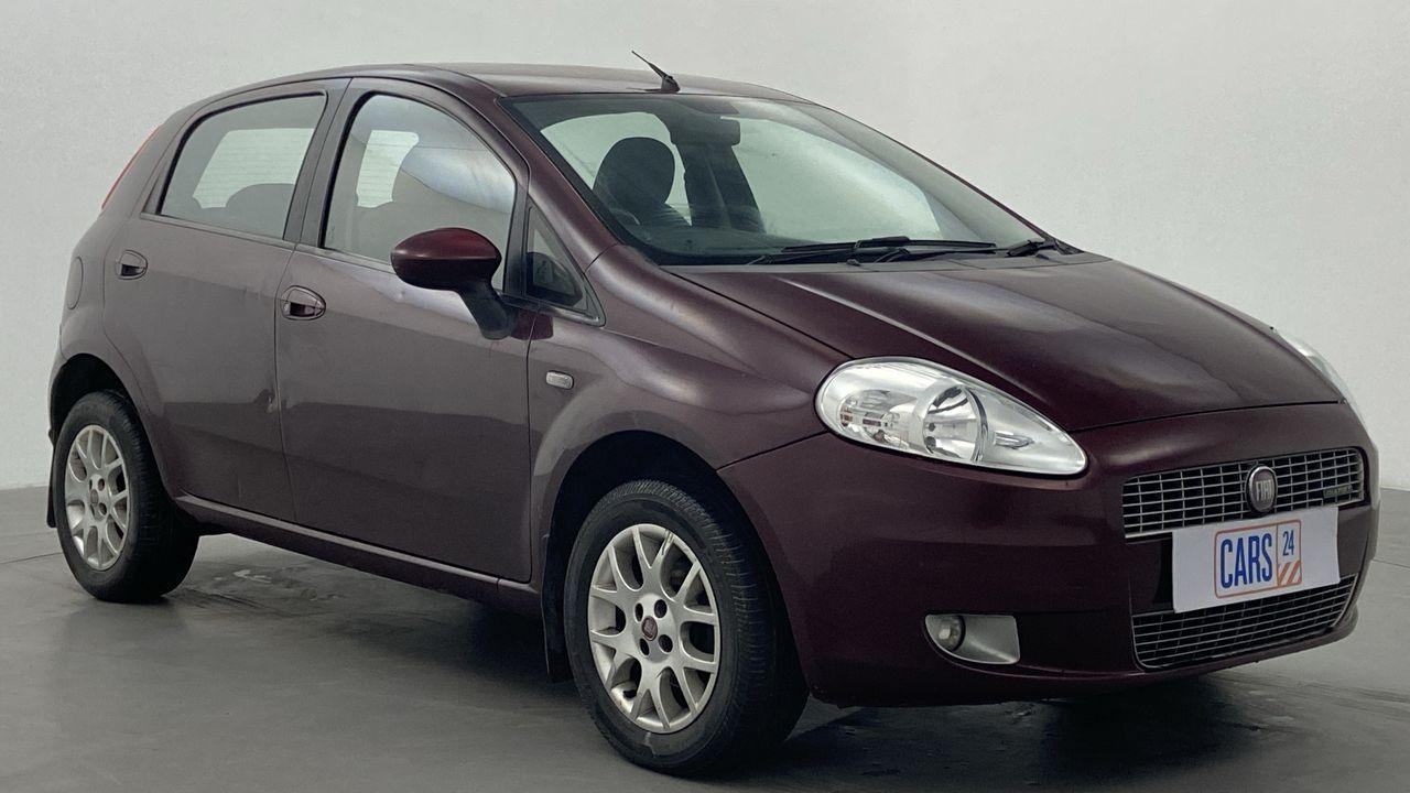 2012 Fiat Grand Punto EMOTION PACK 1.3