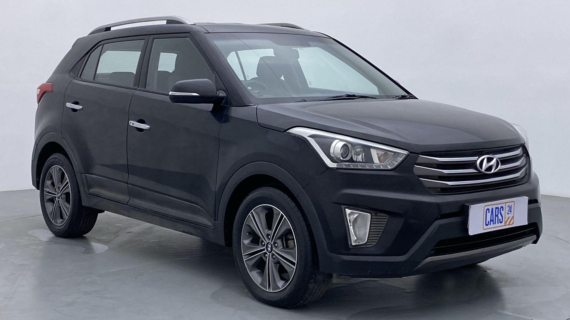2016 Hyundai Creta 1.6 SX AT CRDI