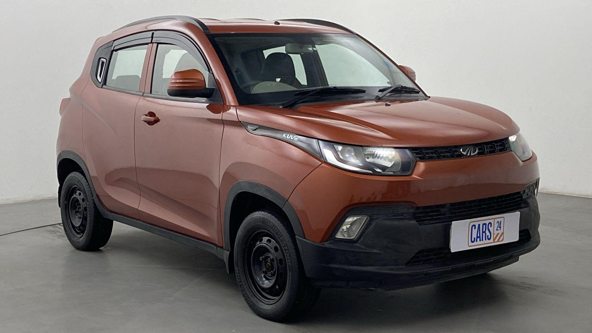 2016 Mahindra Kuv100 K4 6 STR