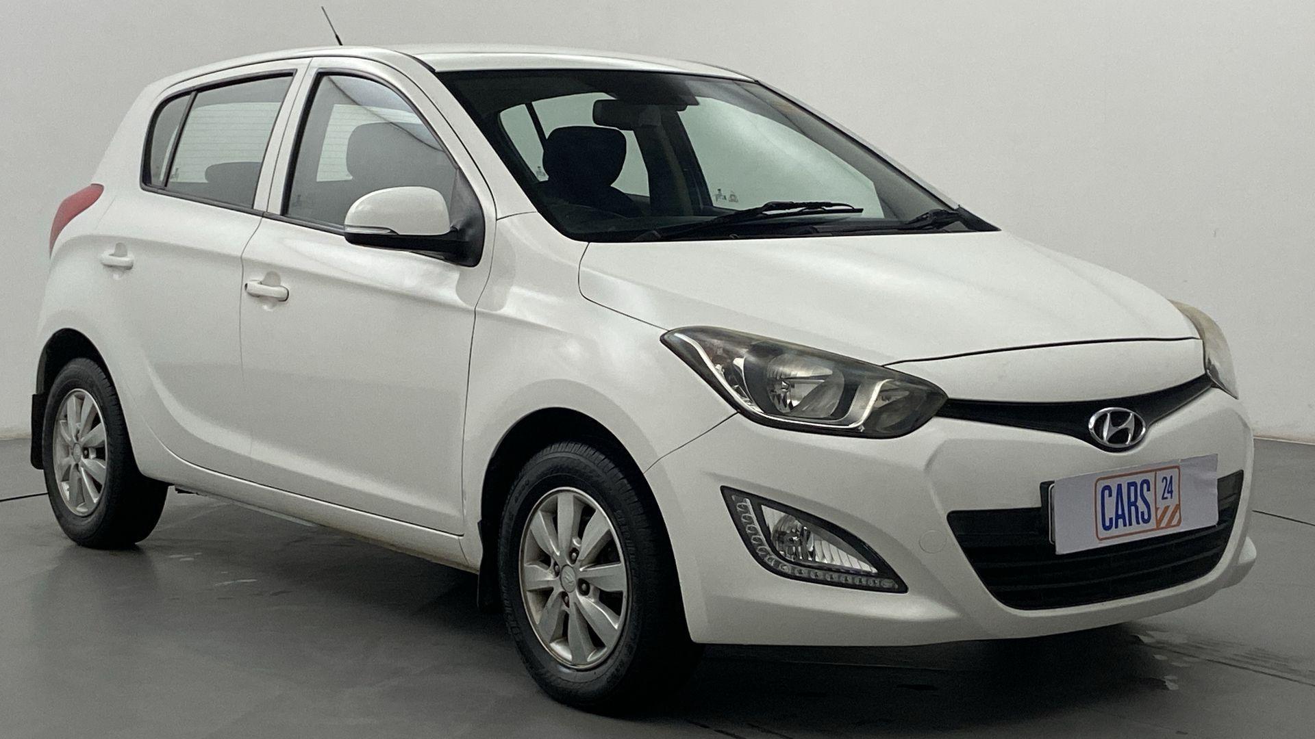 2012 Hyundai i20 SPORTZ 1.4 CRDI