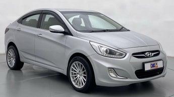 2014 Hyundai Verna FLUIDIC 1.6 CRDI SX OPT AT