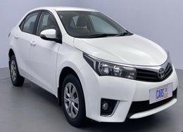 2015 Toyota Corolla Altis D 4D J