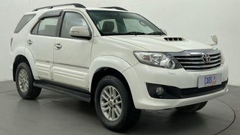 2013 Toyota Fortuner 3.0 AT 4X2