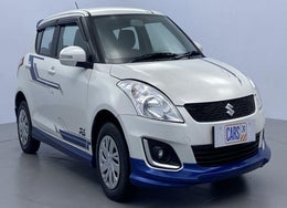 2015 Maruti Swift VXI RS
