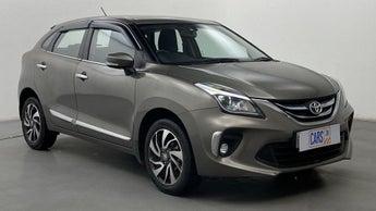 2020 Toyota Glanza G MT PETROL