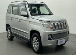 2016 Mahindra TUV300 T8 AT