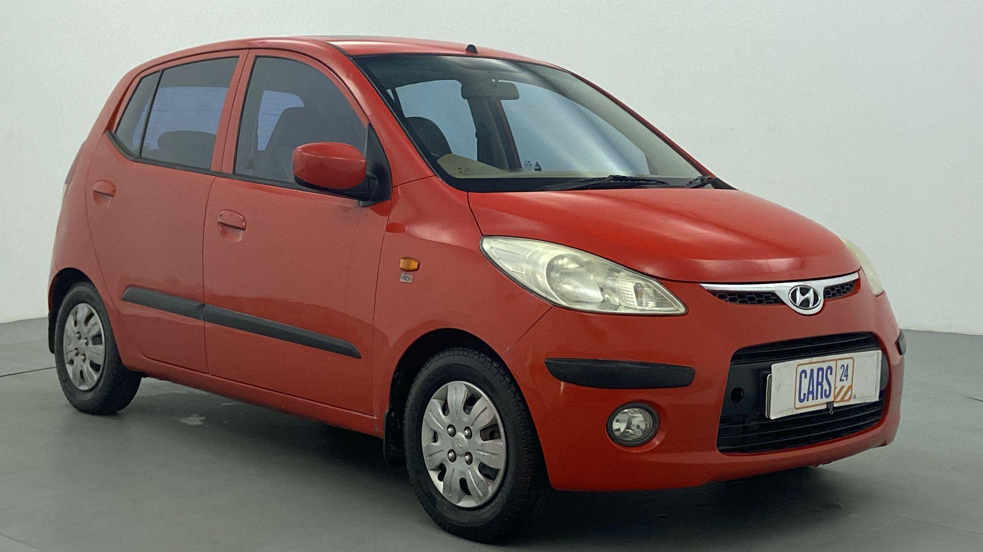 2008 Hyundai i10 MAGNA O WITH SUNROOF