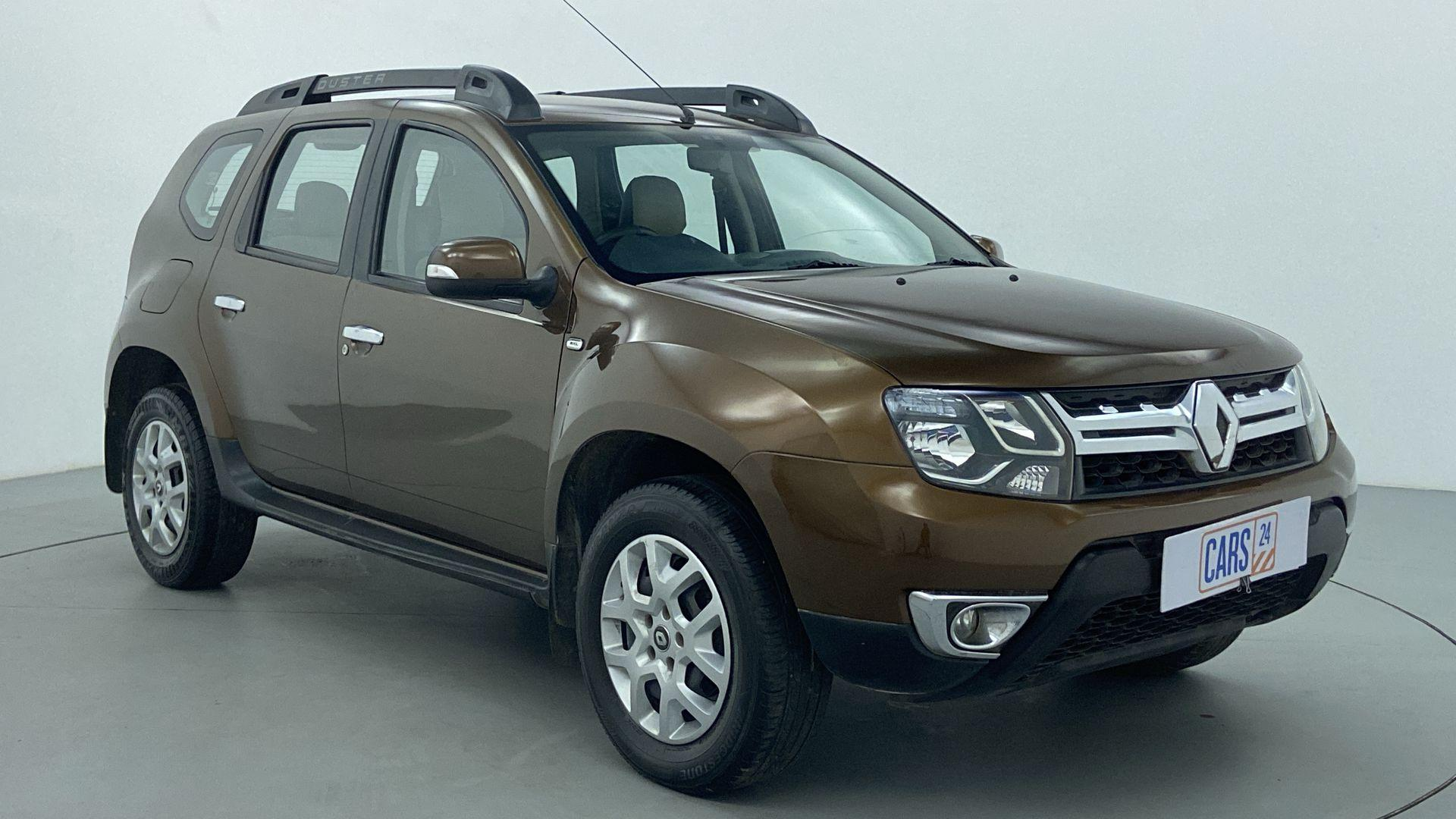 2016 Renault Duster 85 PS RXL