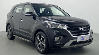 2018 Hyundai Creta 1.6 VTVT SX AUTO