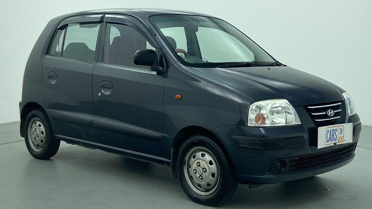 2008 Hyundai Santro Xing GLS