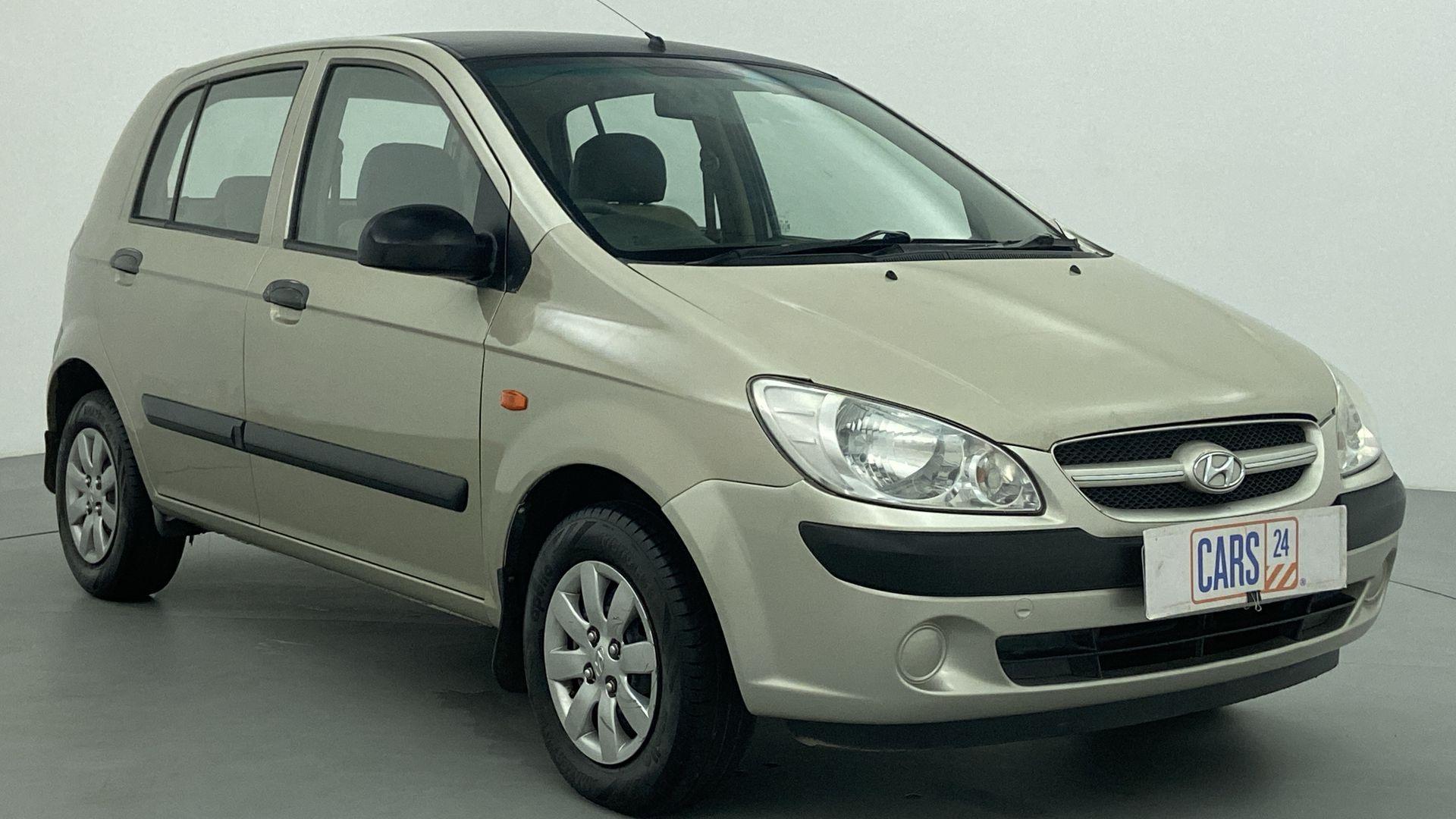 2009 Hyundai Getz Prime 1.1 GVS