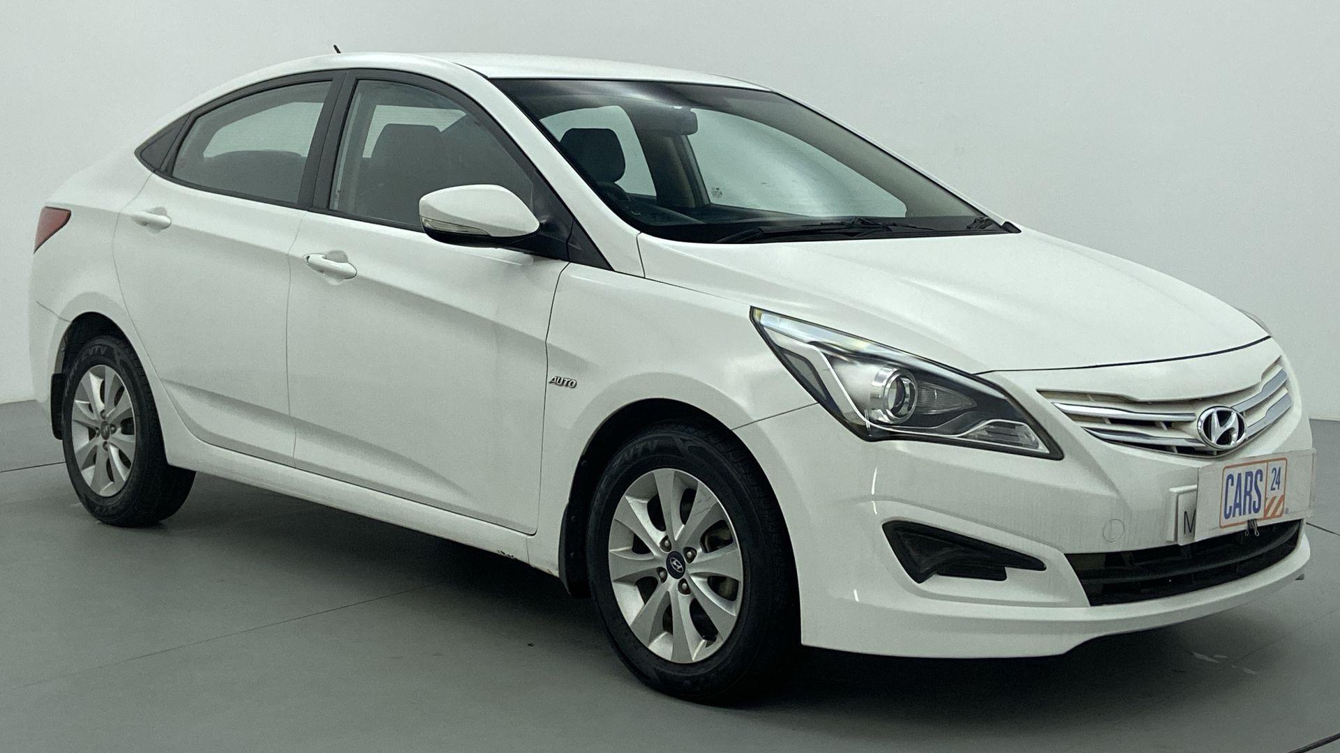 2016 Hyundai Verna FLUIDIC 1.6 CRDI  S AT