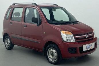 2009 Maruti Wagon R LXI MINOR