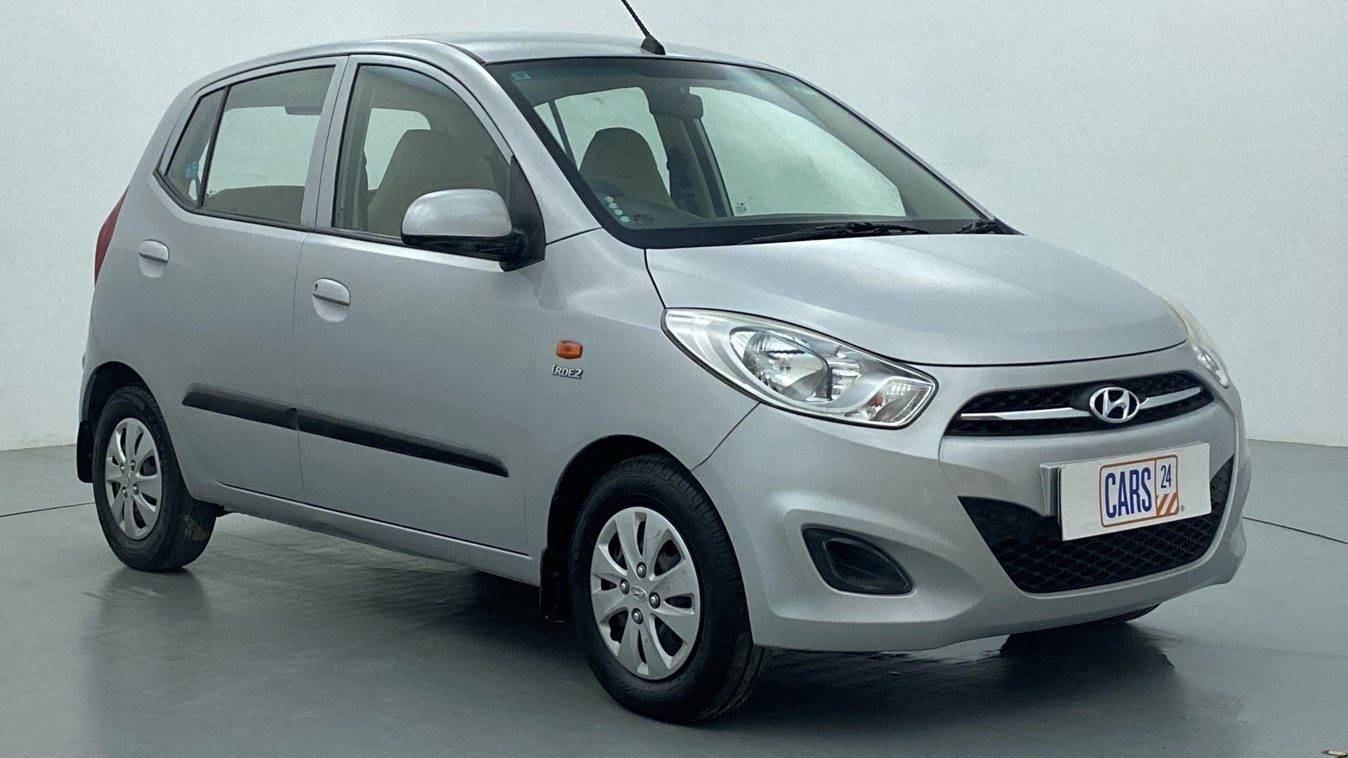2012 Hyundai i10 MAGNA 1.1 IRDE2
