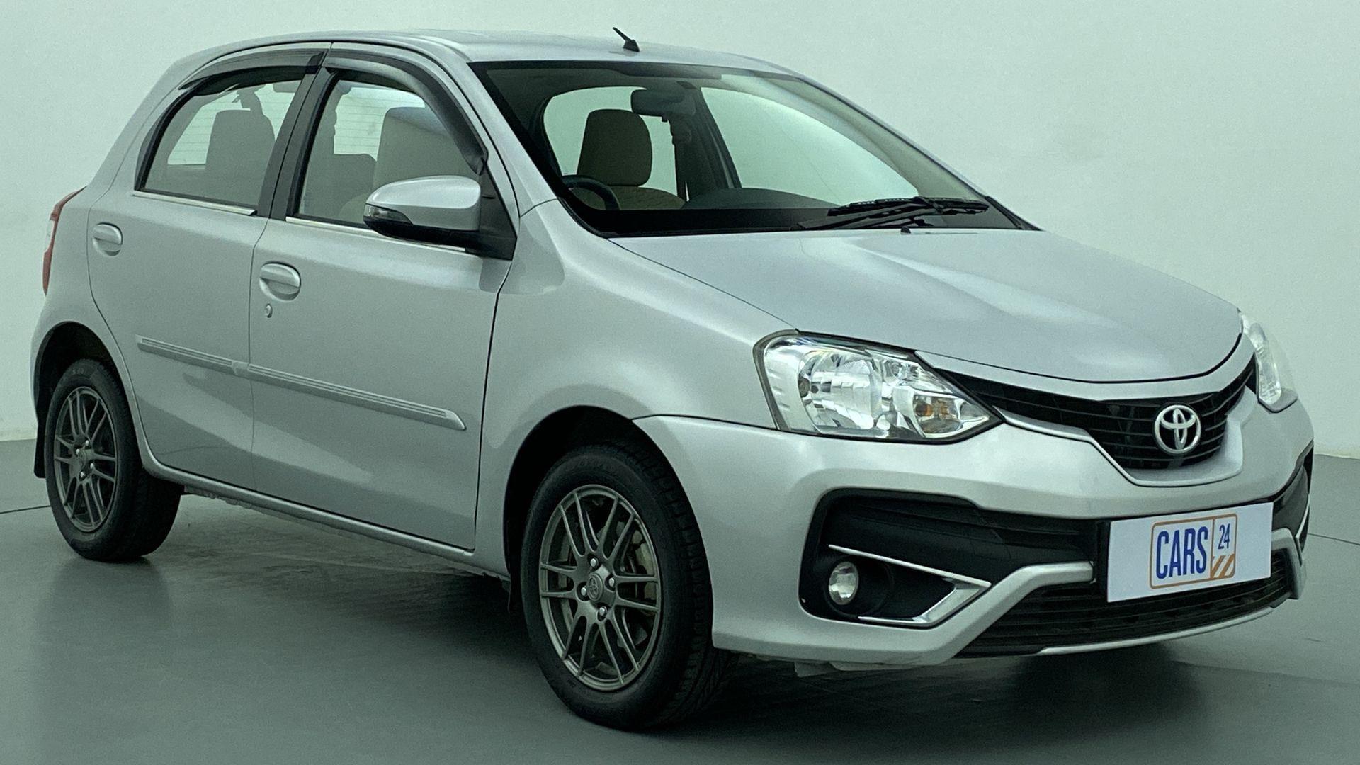 2018 Toyota Etios Liva VX