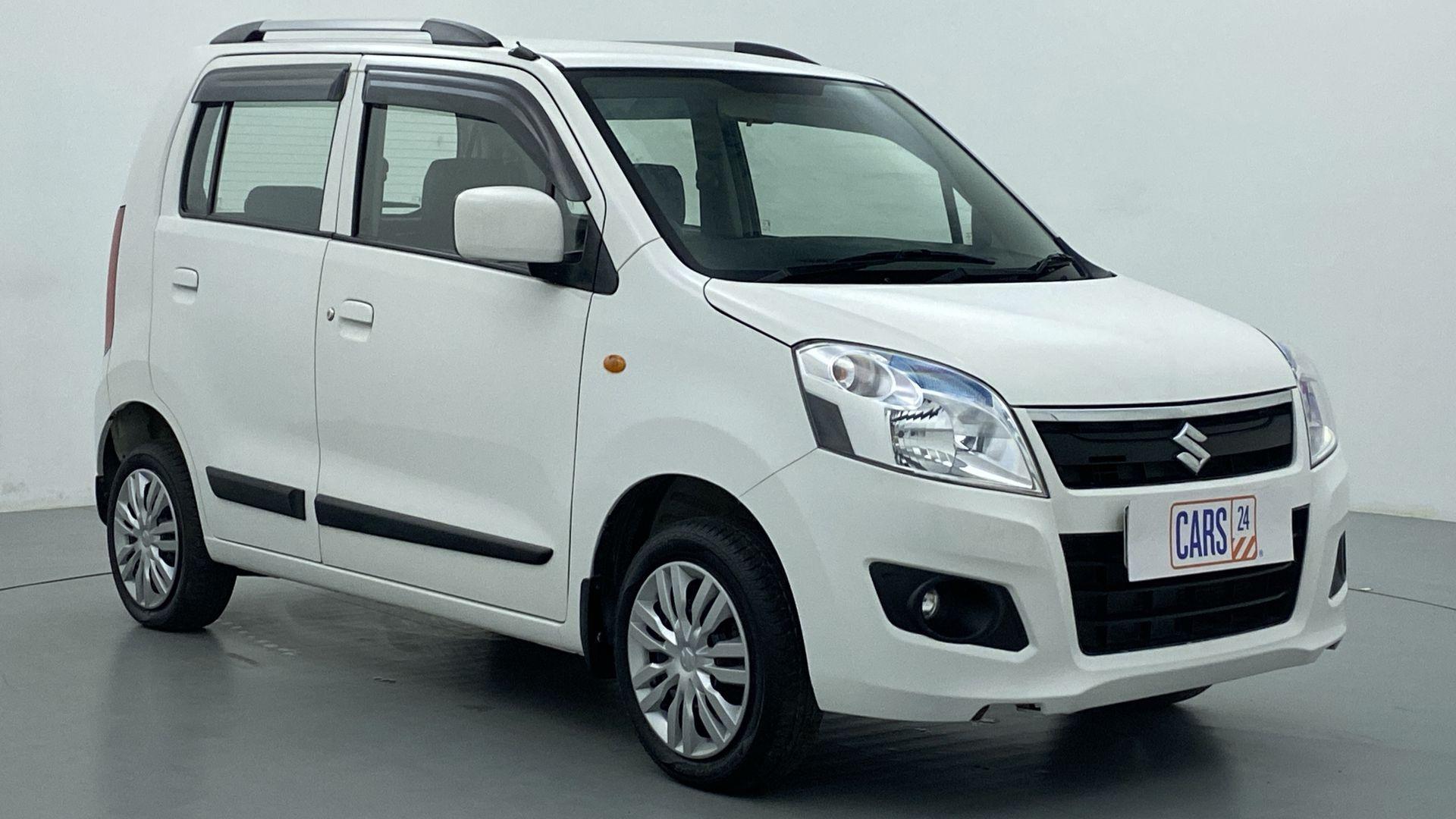 2016 Maruti Wagon R 1.0 VXI