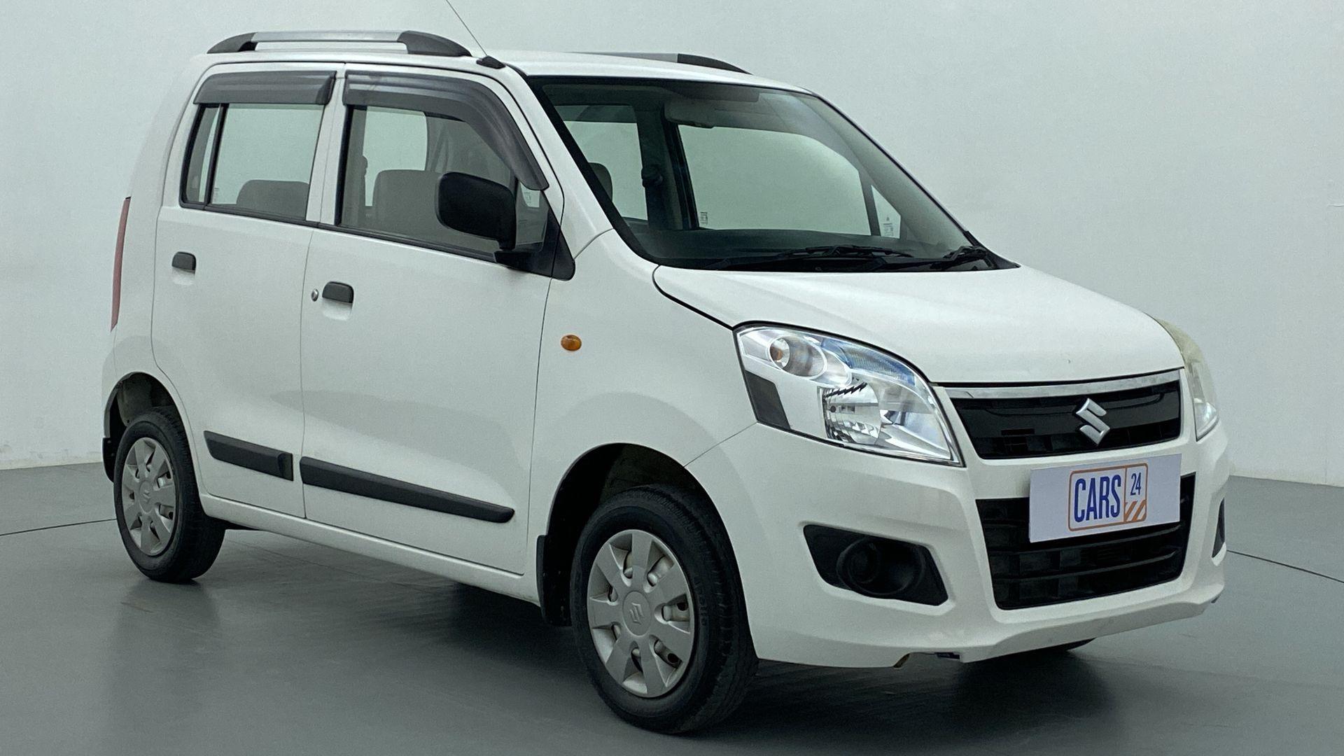 2018 Maruti Wagon R 1.0 LXI