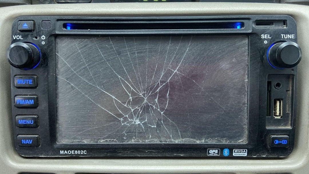 Radio Display/Touch Screen Broken
