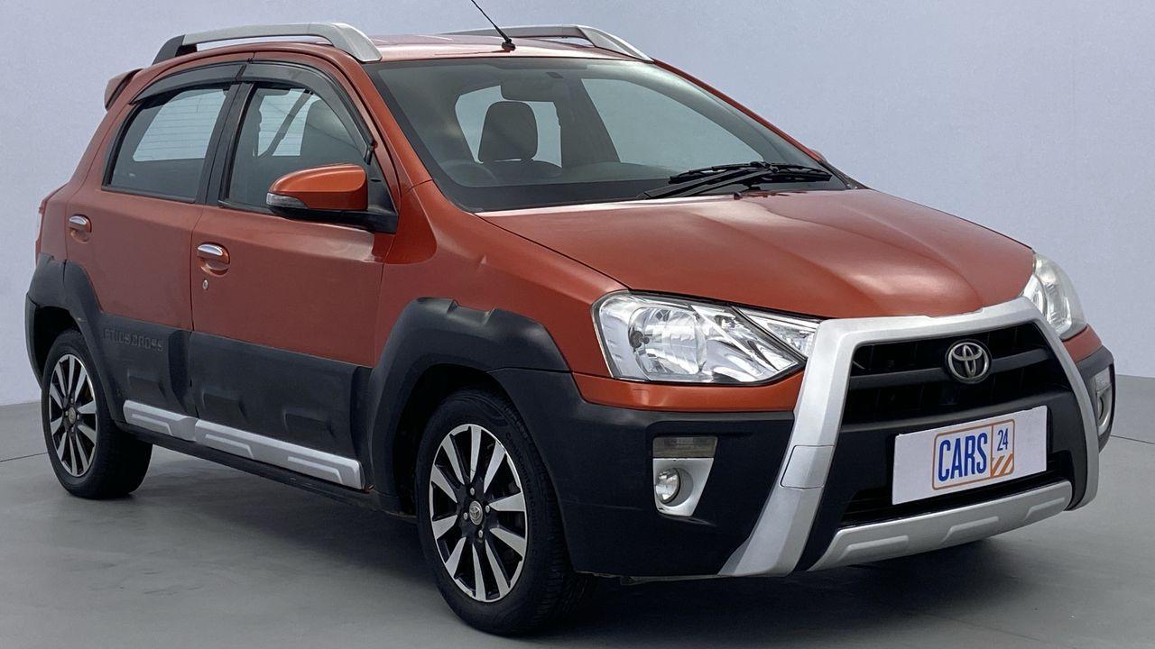 2015 Toyota Etios CROSS  VD
