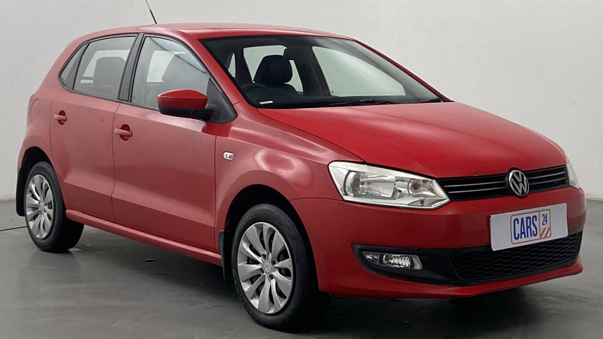2013 Volkswagen Polo COMFORTLINE 1.2L DIESEL