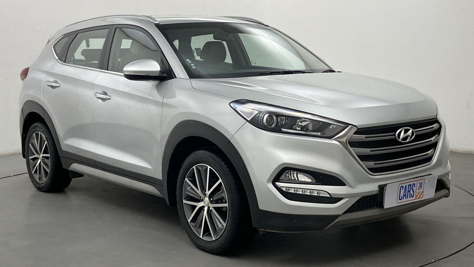 2018 Hyundai Tucson New 2WD AT GL DIESEL