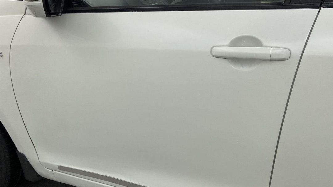Left Front Door Scratched (1/2 to 1 inch)