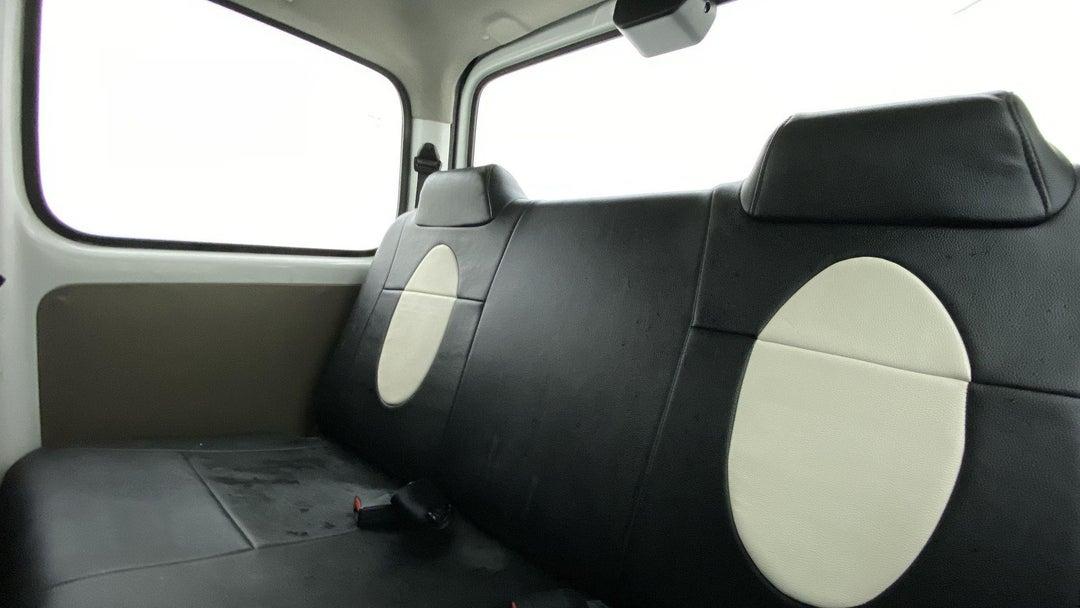 THIRD SEAT ROW