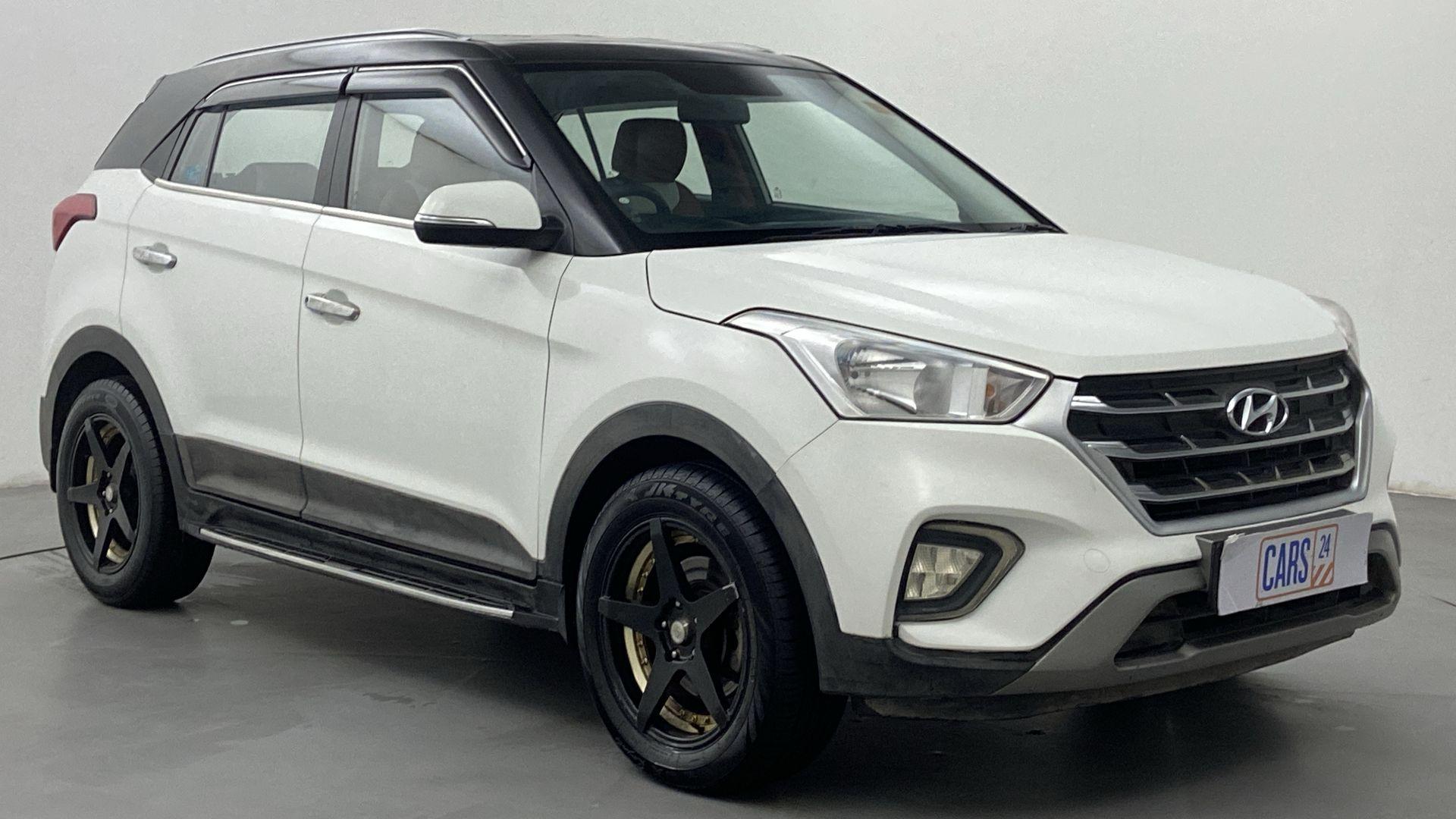 2018 Hyundai Creta