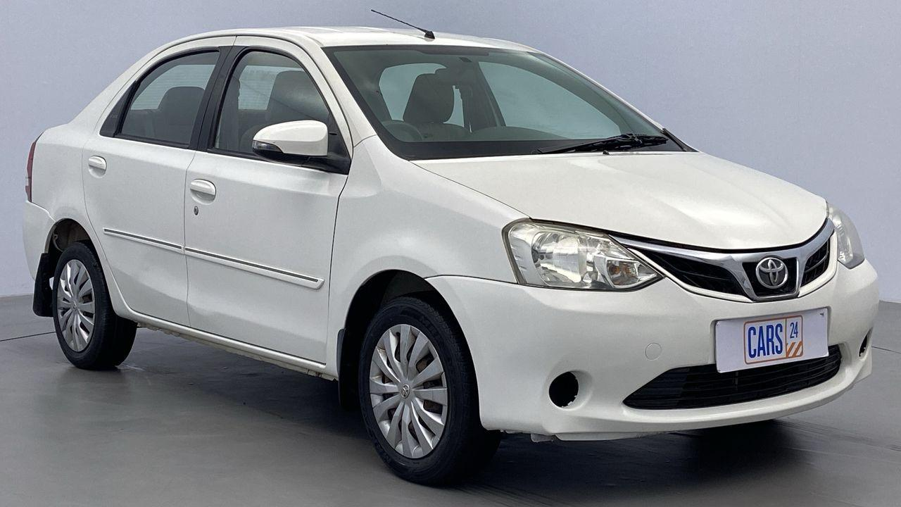 2015 Toyota Etios VD 1.4