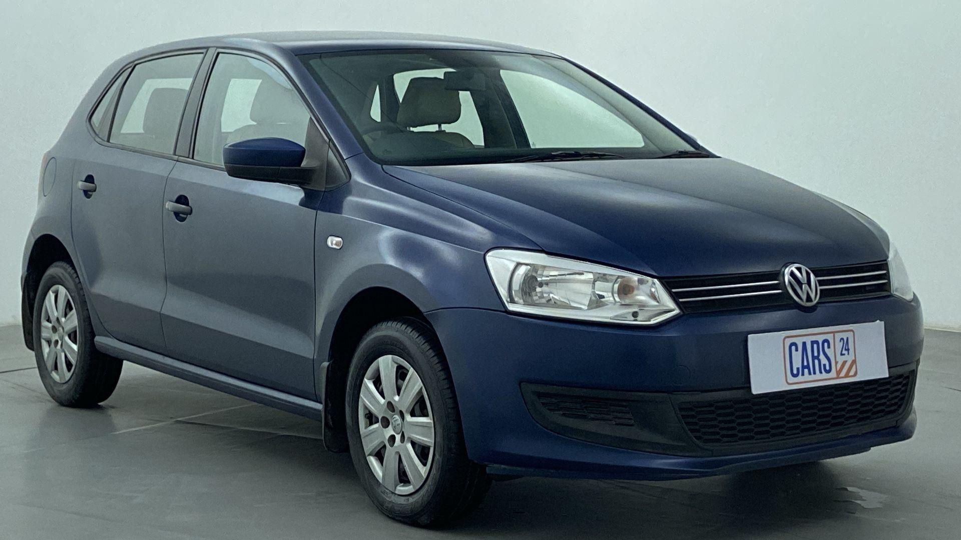 2013 Volkswagen Polo TRENDLINE 1.2L PETROL